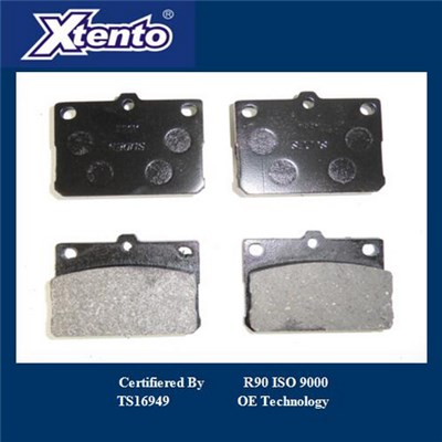 TOYOTA CERAMIC BRAKE PAD