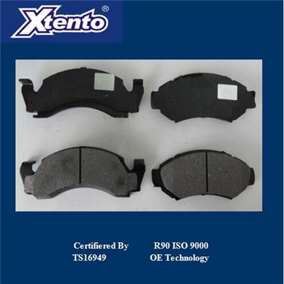 BMW SEMI METALLIC BRAKE PAD