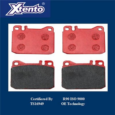 BENZ SEMI METALLIC BRAKE PAD