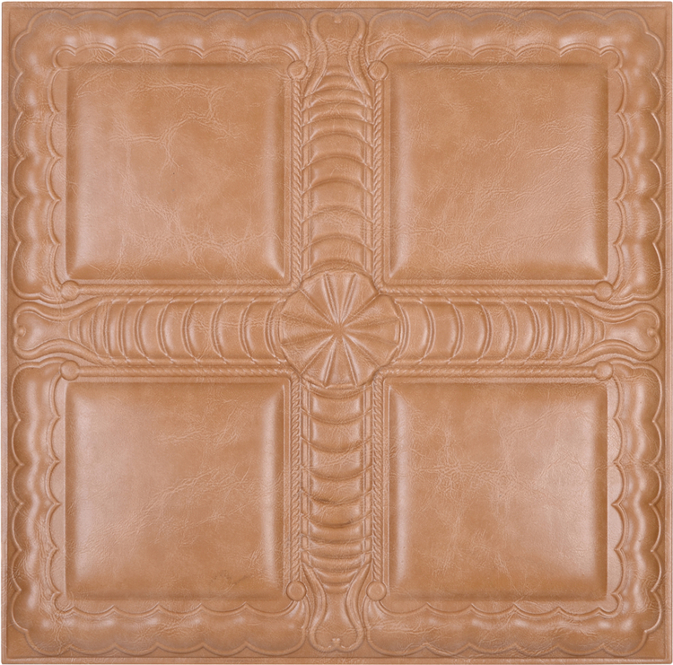 kinds of leather 3d wallpaper decorative wall panels