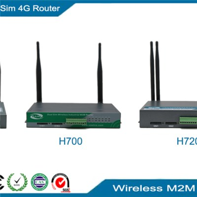 Dual Sim 4G Router, 4g failover router for world-wide use double sim card