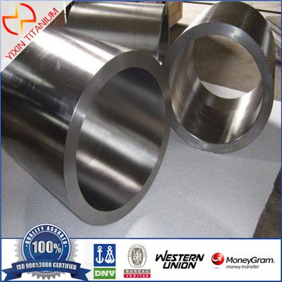 ASTM B381 TC4(GR5) Titanium Forged Ring With 585 Height for Chemical Industry