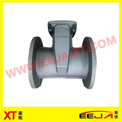 Pump Valve Iron Permanent Casting