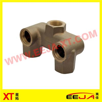 Automotive Bronze Permanent Casting