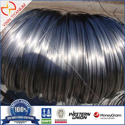 High Quality Titanium Wire For 3D Printing