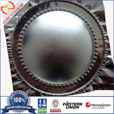 Titanium Foil For Speaker Diaphragm Manufacturer