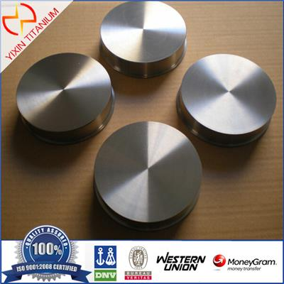 ASTM B381 Gr2 Titanium Target For Vacuum Evaporation Coating