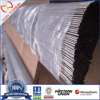 Alloy Titanium Wire For Glass Frame Polished Finish