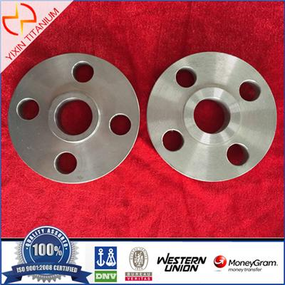 GR5 Titanium Slip On Flange With Small Size