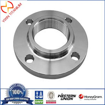 ANSI B16.5 GR5 Threaded Flange(Screwed Flange) With High Quality