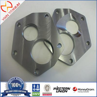 Titanium Alloy Customized Flange For Chemical Equipment