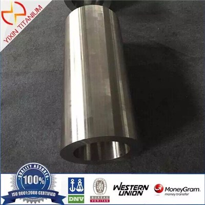 ASTM B381 GR5 Titanium Extruding Tube With Bright Surface