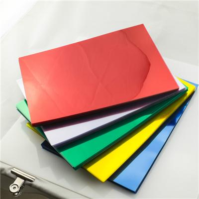 Hot Selling PVC Binding Cover