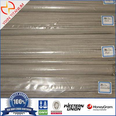 Titanium Straight Wire Gr5 Dia2.5mm With Acid Washing Surface
