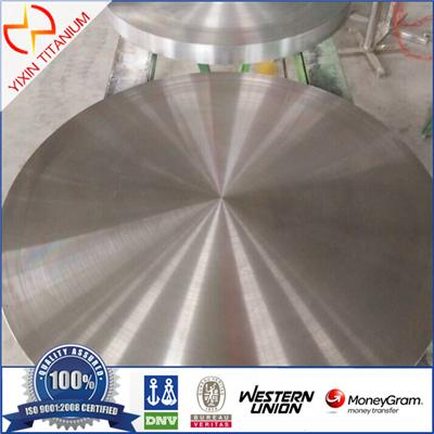 ATSM B381 Gr2 Titanium Disc For Industry Use
