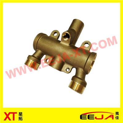 Automotive Copper Permanent Casting