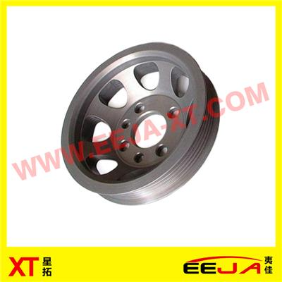 Automotive Aluminum Low Pressure Die Casting