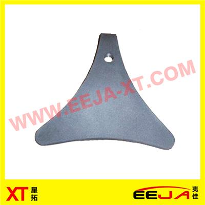 Eccentric Weight Gravity Casting