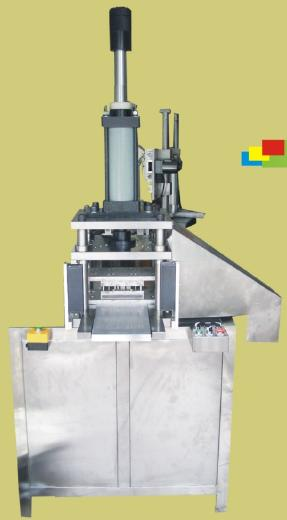 (Plastic+Rubber)button punching machine/hydraulic-motored