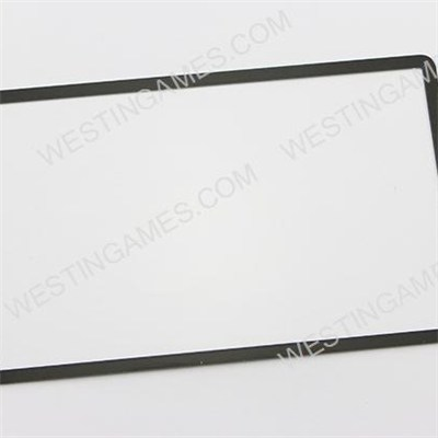 Replacement Top Surface Glass For New 3DS XL/LL 2015 Versioin - Black
