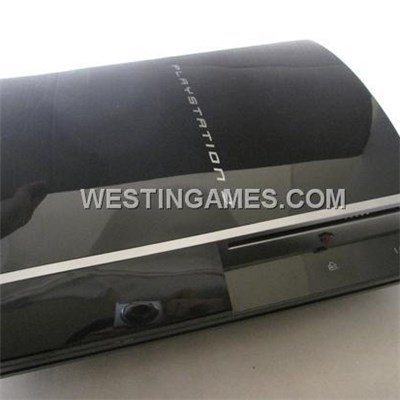 Replacement Full Housing Shell Case For Playstation 3 PS3 Phat 40G/80G Console