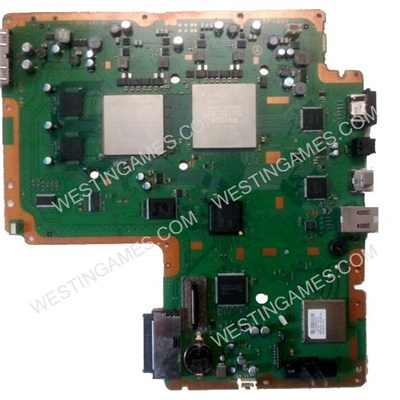 Main Board System Motherboard Replacement For Playstation 3 PS3 Slim CECH-30XX (Pulled)