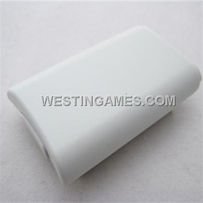 Replacement Battery Cover Case White For Xbox360 Wireless Controller