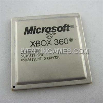 Replacement 45nm XCGPU/CPU X818337-001/002/003/004/005 With KEY For Xbox360 Slim