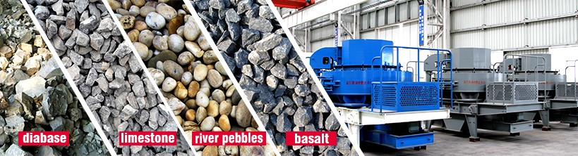 Sand Makers/VSI crusher Sand maker/Sand Making Production Line