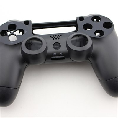 Replacement Top And Bottom Housing Shell Case For Playstation 4 PS4 Controller - Matt Black