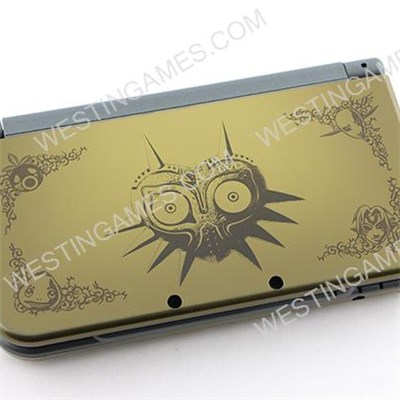 Original Housing Shell Case Replacement Part For NEW 3DS LL/XL - The Legend Of Zelda Gold