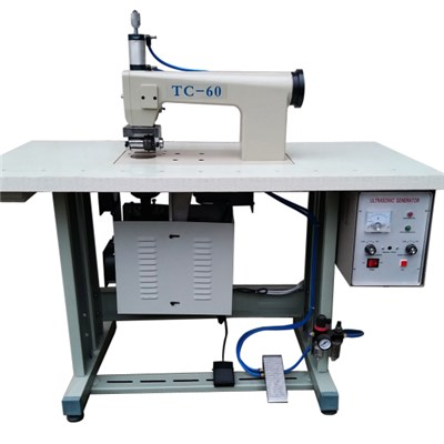 TC-60 ultrasonic lace sewing machine