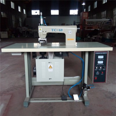TC-100 ultrasonic lace cutting machine