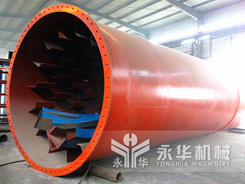 Rotary dryer/ industrial dryer/ drum dryer for slime, fly ash, granular, powder, briquettes drying