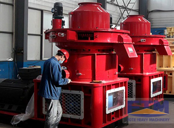 Sawdust Pellet Mill/Ring Die Wood Sawdust Pellet Mill/New Design Sawdust Pellet Machine
