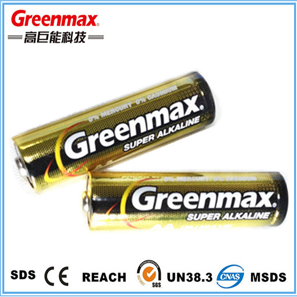 High quality super alkaline 1.5v aa um3 lr6