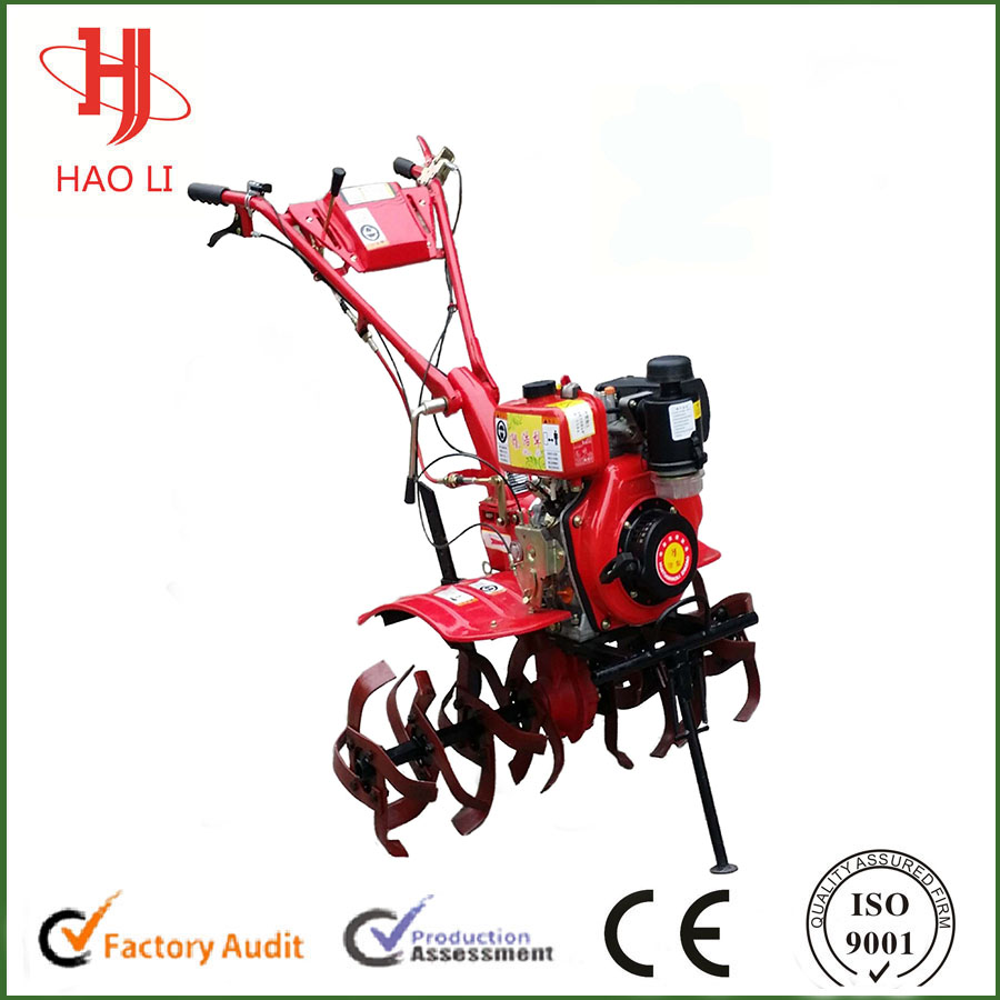 Hot sale 6Hp Farm machine mini  tiller