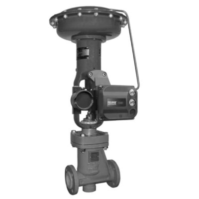 Fisher RSS Lined Globe Valve
