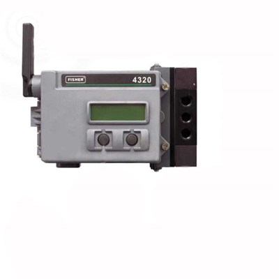 Fisher Position Transmitter 4320