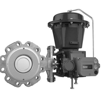 Fisher 8590 Butterfly Valve