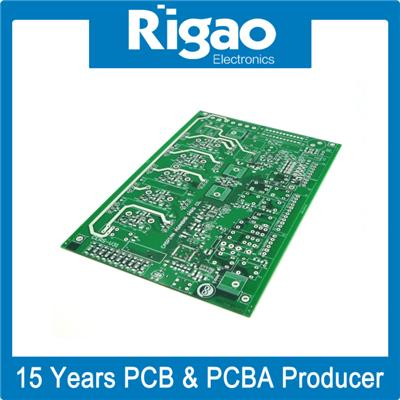 8 Layer Enig with Gold Finger Rigid HDI PCB