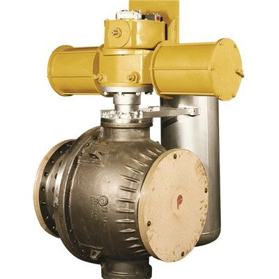 HIGH TEMPERATURE BALL VALVES