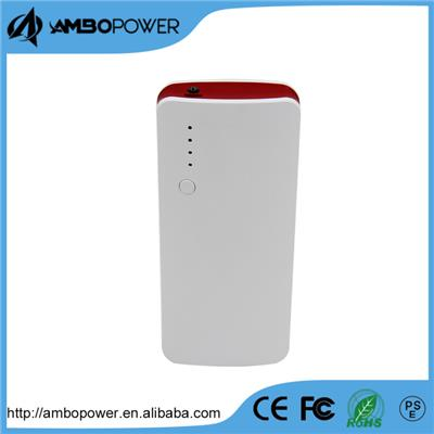 New Arrival  High Capacity Silm Li-Polymer Power Bank
