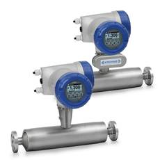 Mass Flowmeters – OPTIMASS 1000