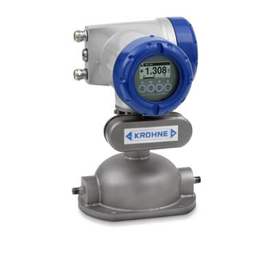 Mass Flowmeters – OPTIMASS 3000