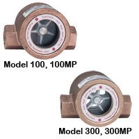 Dywer Series 100 And 300 Sight Flow Indicators