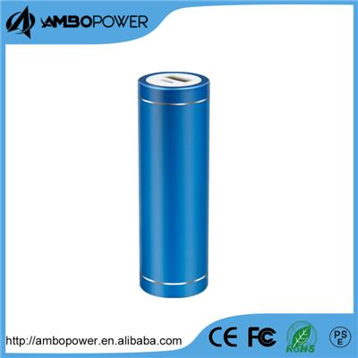 New Arrival Cylinder Power Bank 4000mah