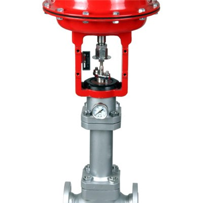 Bellows Control Valve