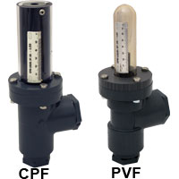 Series PVF & CPF Flowmeters