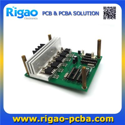 High Precision PCB Design to mass production, one stop from PCBA design to finished product